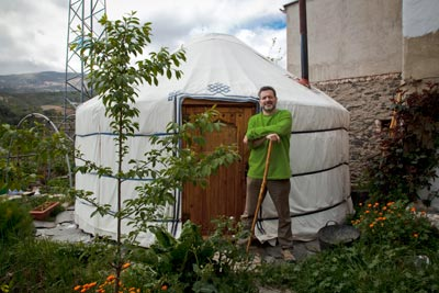 Inner Beauty Workshop Yurt Yurts